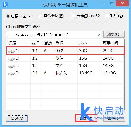 win8.1选择C盘安装系统.png