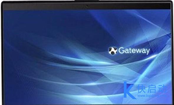 Gateway笔记本的开机画面.jpg