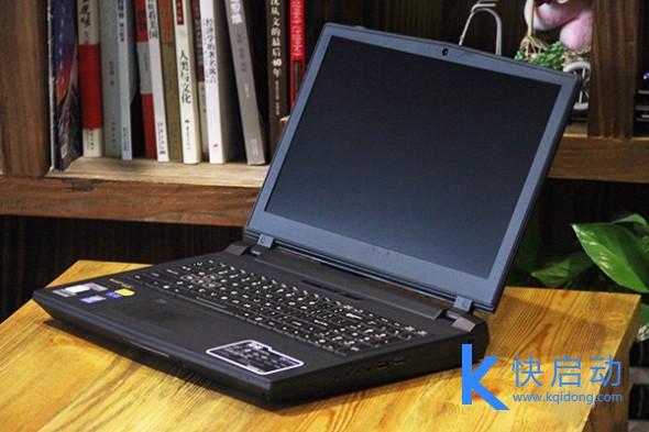神舟战神ZX7一键U盘装win7系统