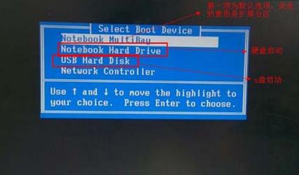 怎么使用u盘启动进入pe安装系统教程
