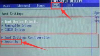 如何通过bios设置防病毒保护电脑安全