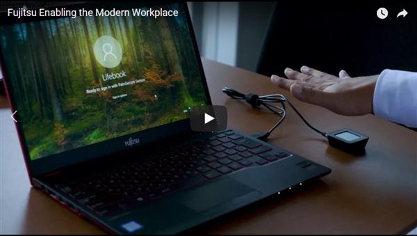 Windows 10推进掌纹识别