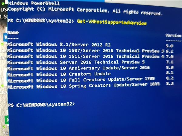 Win10 RS4